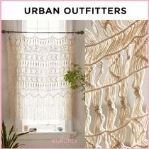 Urban Outfitters(アーバンアウトフィッターズ) カーテン 関送込☆国内発送☆Urban Outfitters☆ボヘミアンカーテンIvory