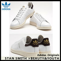 【adidas  Originals】別注 Stan Smith×BEAUTY&YOUTH BA7417