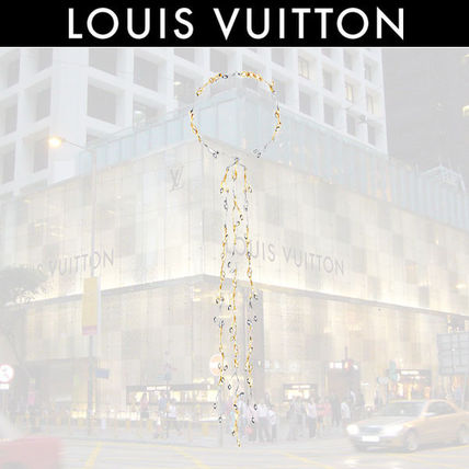 16-17AW Louis Vuitton ロングネックレス・ウィッシュ ボーン