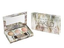 Urban Decay(アーバンディケイ) チーク・フェイスパウダー Urban Decay☆Naked Illuminated Trio Shimmering Powder