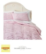 SHABBY CHIC COUTURE☆ベッドリネン☆Textured Duvet Cover Set