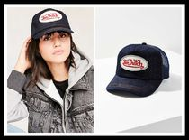日本未入荷・新作☆Von Dutch Denim Trucker Hat