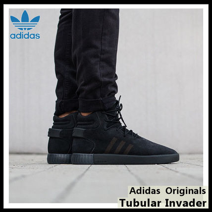 【adidas Originals】Tubular Invader チュブラー S81797