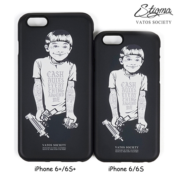 ★STIGMA正規品★ BAD BOY iPhone 6/6S、6+/6S+ ケース