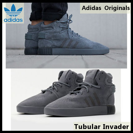 【adidas Originals】Tubular Invader チュブラー S81796