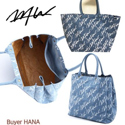 popular limited edition wtw, WTW denim tote L size: m