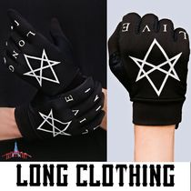 LONG CLOTHING(ロングクロージング) 手袋 関送込*LONG CLOTHING*『LIVE』ロンググローブ