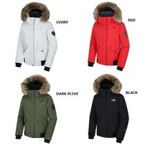 【新作】 THE NORTH FACE  W'S MCMURDO DOWN BOMBER JACKET
