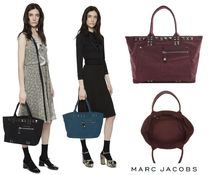 MARC JACOBS(マークジェイコブス) トートバッグ 大人気スタッズトートがSALE!Canvas Chipped Studs☆MARC JACOBS