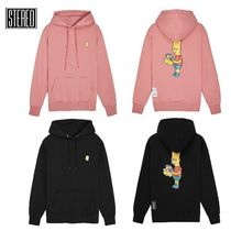 STEREO VINYLS COLLECTION(ステレオビニールズコレクション) パーカー [Stero Vinyls Collection] [AW16 JJ x SV] Mask Fleece Hoodie