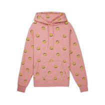 STEREO VINYLS COLLECTION(ステレオビニールズコレクション) パーカー [Stero Vinyls Collection] Ralph Pattern Fleece Hoodie(Pink)