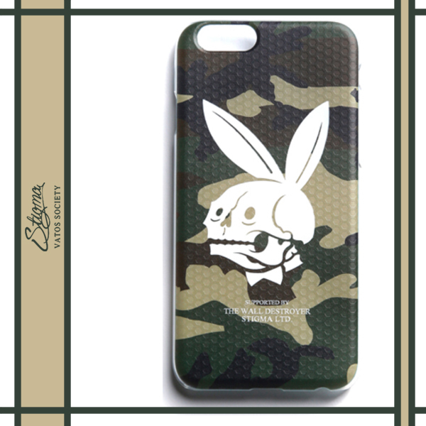 ★STIGMA正規品★ RABBIT CAMO  iPhone 6/6S、6+/6S+ ケース