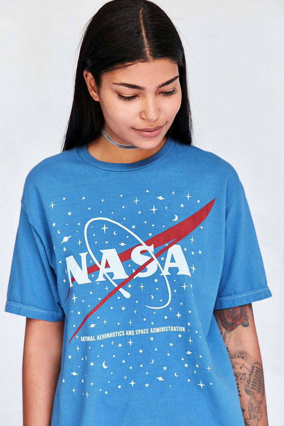 URBAN OUTFITTERS アーバンアウトフィッターズ NASA Tシャツ