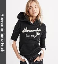 Abercrombie & Fitch(アバクロ) パーカー ★新作★送料込★A&F★Applique Logo Graphic Hoodie★