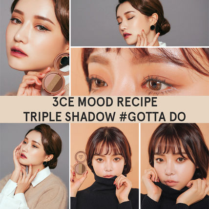 3 CONCEPT EYES アイメイク [NEW]3CE MOOD RECIPE TRIPLE SHADOW _トリプルシャドー(5)