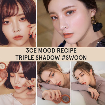 3 CONCEPT EYES アイメイク [NEW]3CE MOOD RECIPE TRIPLE SHADOW _トリプルシャドー(7)