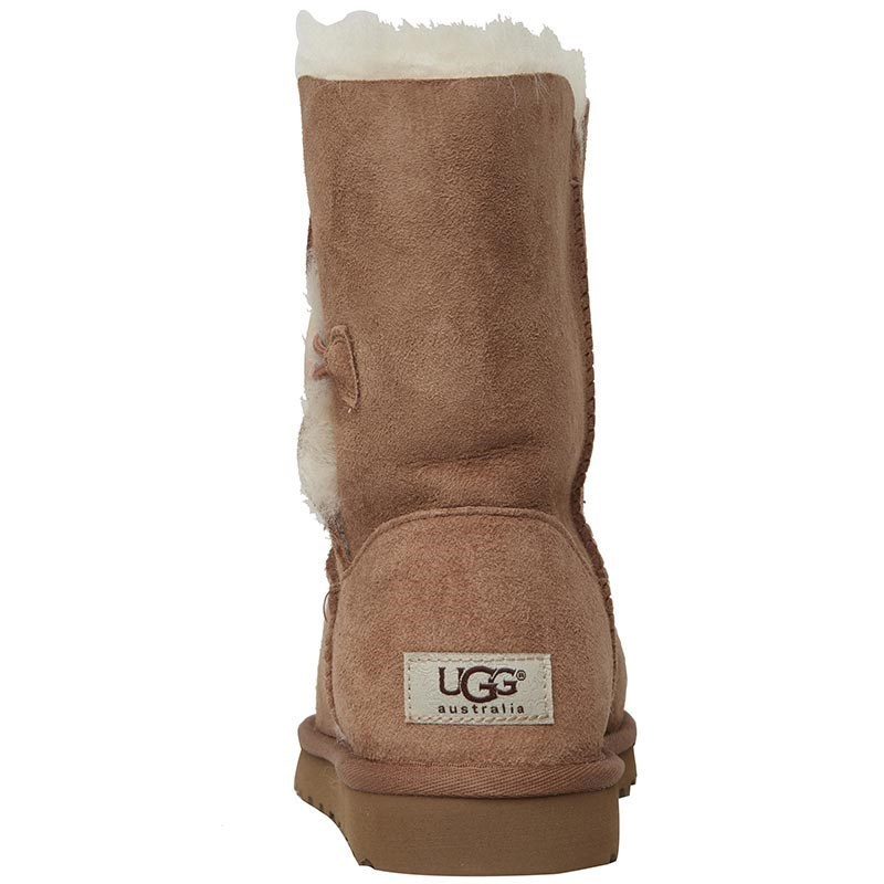 ショートムートンブーツ Bailey Button Boots ☆ UGG Australia