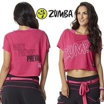 ZUMBA(ズンバ) レディース・トップス 国内発/送料込!ZUMBA☆Party In Pink  ボクシートップス