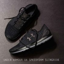 UNDER ARMOUR SPEEDFORM SLINGSHOT 千鳥格子