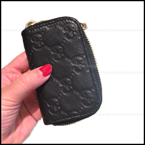 SALE!! 【国内発送】GUCCI ギフトにも♪ミニコインケース