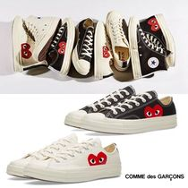 NEW☆Comme des Garcons Play x Converse Chuck Taylor 1970s Ox