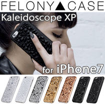 新作 FELONY CASE Kaleidoscope  XP type iPhone7