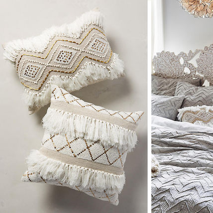Anthropologie Moroccan Wedding cushion