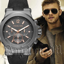 【大人気】MICHAEL KORS Dylan Men's Chronograph Watch MK8511