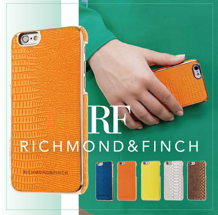 【日本総代理店】iPhone7/6s/5SE/RICHMOND&FINCH☆Framed Rose