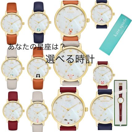 Sale at Kate Spade horoscope Zodiac metro Watch