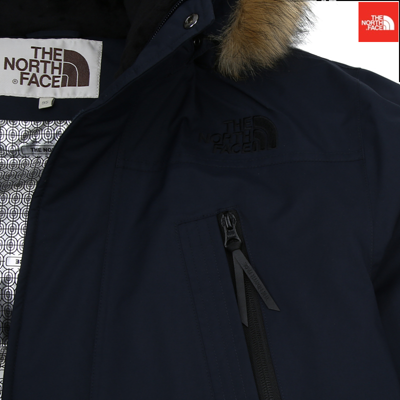 【新作】 THE NORTH FACE 大人気 ★ M'S KINROSS DOWN JACKET★