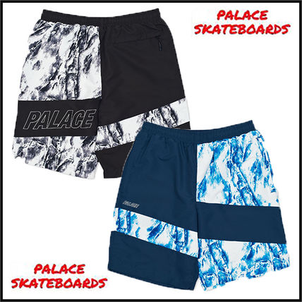 "16-17AW 新作""Palace Skateboards"" MADARA SHELL ショートパンツ"