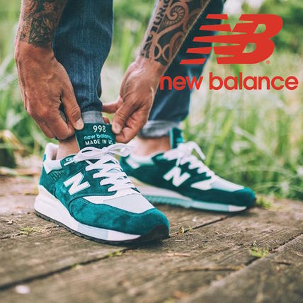 "Made in USA New Balance ""M998CSAM."""