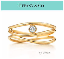 日本未入荷♪【Tiffany & Co】Elsa Peretti Wave Diamond Ring