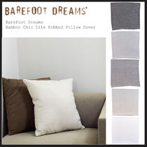 Barefoot Dreams Bamboo Chic Lite Ribbed Pillow Cover