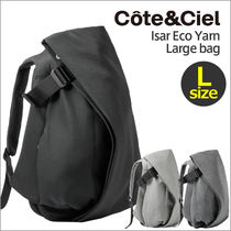 Cote et Ciel コートエシエル Isar Eco Yarn Large bag
