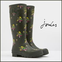 Joules Clothing(ジュールズ クロージング) レインブーツ 関税*送料込【Joules Clothing】PRIZE WINNING☆PRINTEDWELLIES