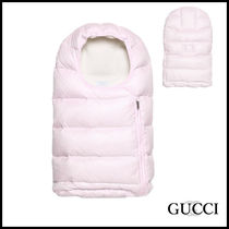 GUCCI(グッチ)☆baby mini GGスリーピングバッグ/Pink☆16-17AW