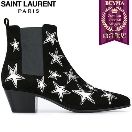 16/17秋冬入荷!┃SAINT LAURENT┃ROCK 40 CHELSEA BOOTS┃11681