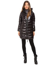 DUVETICA Ace Long Quilted Down Coat