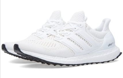adidas スニーカー KanyeWest着用 adidas Ultra Boost S77416 オールホワイト(2)