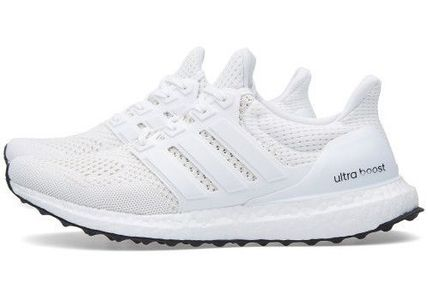 adidas スニーカー KanyeWest着用 adidas Ultra Boost S77416 オールホワイト(3)