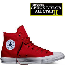 CONVERSE(コンバース) スニーカー [即発] CONVERSE★CHUCK TAYLOR ALL STAR Ⅱ★SALSA RED
