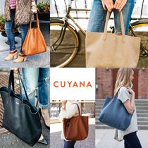 Cuyana イニシャル イタリアンレザー MADE IN USA BEST of TOTE