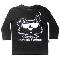 HELLO STRANGER(ハローストレンジャー) キッズウェア Hello Stranger Ridiculously Awesome Tシャツ(1~5歳)