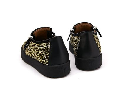 GIUSEPPE ZANOTTI スニーカー 【関税負担】 GIUSEPPE ZANOTTI ZIP-UP SLIP-ON(4)