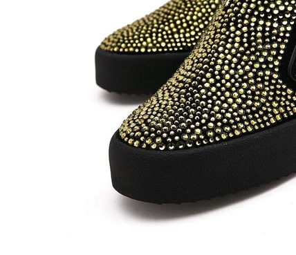 GIUSEPPE ZANOTTI スニーカー 【関税負担】 GIUSEPPE ZANOTTI ZIP-UP SLIP-ON(5)