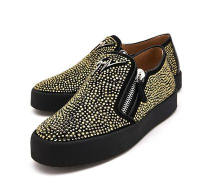 GIUSEPPE ZANOTTI スニーカー 【関税負担】 GIUSEPPE ZANOTTI ZIP-UP SLIP-ON(8)