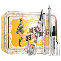 *Benefit*アイブロウキット Defined & Refined Brow Kit 全3種