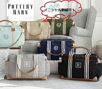 イニシャル刺繍OK!大人気Classic Diaper Bag☆pottery barn